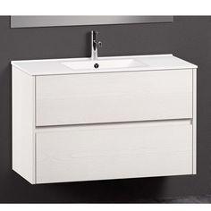 Muebles de Baño CHIC Basic Blanco textura