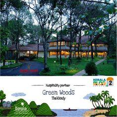 Greenwoods Resort- Thekkady