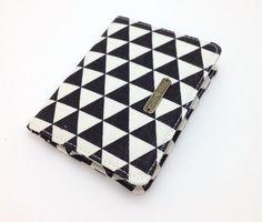 Fabric Business Card Case. Small Wallet. Card Holder. Card