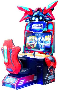 Armed Resistance SD Video Arcade Game   From Universal Space     Get more information about this game at: http://www.bmigaming.com/games-catalog-unis-universal-space.htm