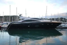 Sunseeker Predator 84 (Sport Fly) - http://boatsforsalex.com/sunseeker-predator-84-sport-fly/ -                   US$3,352,033 Bank Repossession Year: 2009Length: 84'Engine/Fuel Type: TwinLocated In: Toulon, FranceHull Material: FiberglassYW#: 79385-2712796Current Price: EUR2,495,000 Tax Not Paid (US$3,352,033) BRIEF COMMENTS'Black Diamond' is a 'one-owner' ...