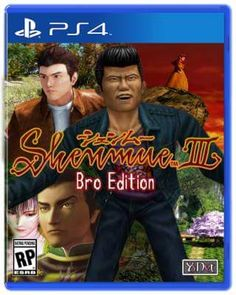 #saveshenmue https://www.kickstarter.com/projects/ysnet/shenmue-3 …