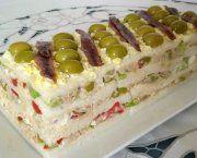 Recetas de pastel facil de atun con pan de molde | Qué Recetas