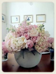 Beautiful Hydrangea Flower Arrangement Ideas 66 ...Read More...