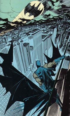 Batman: Legends of The Dark Knight drawing by Jim Lee