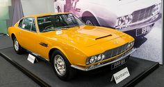 DBS from 'The Persuaders!' sets world record at Bonhams' Aston Martin sale