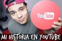 MI HISTORIA EN YOUTUBE | Sebastián Villalobos