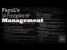 henry fayol quotes Episode 144: administrative management and henri fayol's 14  this video covers henri fayol's 14 principles  henry fayol's administrative.