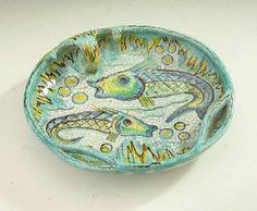 Gorka Géza halastál Pottery Art, Serving Bowls, Ceramics, Hungary, Tableware, Artwork, Glass, Art Work, Dinnerware