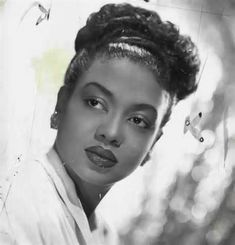 Jazz musician Hazel Scott Recognized as a child musical prodigy, she was awarded scholarships to study classical piano at Julliard from the age of eight. She was the first woman of color to have her own TV show, The Hazel Scott Show. . She is the mother of Adam Clayton Powell III.