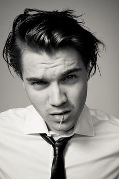 Emile Hirsch....had this weird crush on him since watching The Girl Next Door