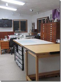 Kay Sorensen's studio 2