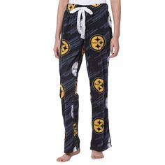 4840508a592a Women s Concepts Sport Pittsburgh Steelers Grandstand Lounge Pants