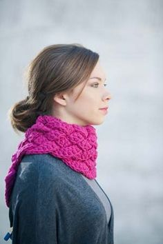 Rapunzel Scarf - Media - Crochet Me