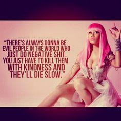 #NickiMinaj #Quote