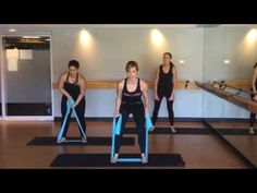 TOTAL Body Barre Workout in 10 minutes! - YouTube