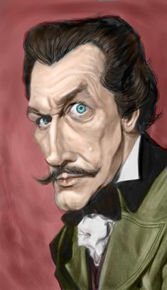 """Vincent Price, actor, gourmet chef & art maven. The Vincent Price Art Museum was named for Mr. & Mrs. Price, who donated 90 pieces of fine art from their personal collection in 1957 to establish the first """"teaching art collection"""" housed at a community college. East Los Angeles College's naming recognized this generous gift."""