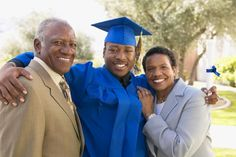 How to Cope with Graduation Anxiety, for both students and parents.