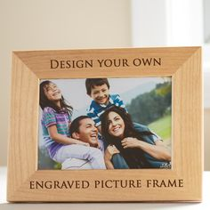 10 Best Personalized Picture Frames Images Custom Photo Frames