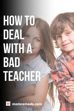 Check out these 15 insider tips from a teacher mom who understands both sides of the classroom. You can learn how to deal with a bad teacher and sidestep some of the crazy even if you don't like her. #teacher #student  #school #parenting #elementary #jrhigh #highschool Parenting Goals, Parenting Teenagers, Parenting Hacks, Bad Teacher, Difficult Children, Activities For Teens, Mom Advice, Christian Parenting, Working Moms