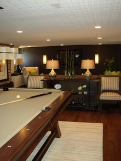 Fantastic Basement Renovation