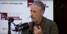 Oh, how we miss Jon Stewart being on our television every evening. Jon Stewart was interviewed on The Axe Files, David Axelrod's podcast interview show. Axelrod's show is pretty good as his access to guestsfrom Nancy Pelosi to CNN's Anderson Cooper,...