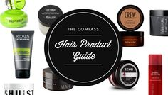 Information on hair products
