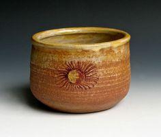 Sun Tea Bowl by LeeDanielsClayWorks on Etsy