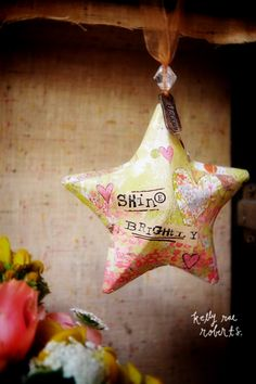 kelly rae: Nourish Your Soul: Flower Girl + Ornaments