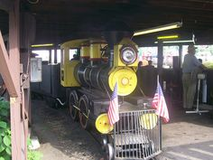 Train Ride at Camden Park, West Virginia's only amusement park—over 100 years old (located in my hometown Huntington) Huntington West Virginia, Camden Park, Kings Island, Ohio River, Amusement Parks, Train Rides, Model Trains, Size Model, Nifty
