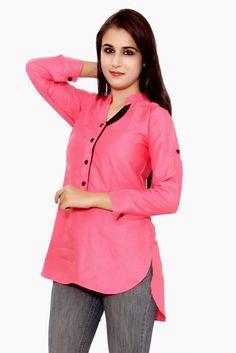 b619d8b98da GMI Solid Women s Tunic - GMI Tops and tunics for women
