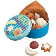 Biscuit Box with Tin from Haba