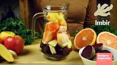 Zdjęcie Koktajl hamujący apetyt #4 Pretzel Bites, Smoothies, Potato Salad, Health Fitness, Chicken, Vegetables, Drinks, Cooking, Tableware