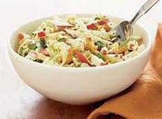 HCG Diet Recipes - Cucumber Apple Slaw