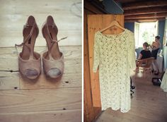 Vintage wedding shoes, photography www.martinaphotomarriage.it