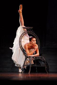 Ambra Vallo, Birmingham Royal Ballet; Photographer Roy Smiljanic