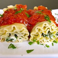 Spinach Lasagna Roll Ups | 25 Dinners That Are Basically Impossible To Mess Up