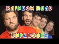 ▶ RAINBOW ROAD THEME UNPLUGGED (Acoustic Cover) - YouTube