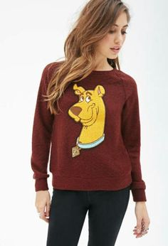 Im looking for a burgundy scooby doo sweater from forever 21 size medium.