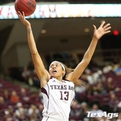 Giving thanks for Texas Aggie women's basketball and Sunday's game against Duke #examinercom