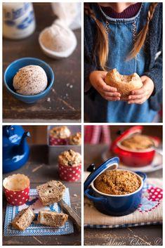 Okara Recipes, Veggie Recipes, Cake Recipes, Savoury Recipes, Healthy Cooking, Cooking Recipes, Healthy Food, Plat Vegan, Vegan Ice Cream