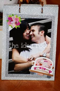 Wedding Shower Advice Book - The Idea Room