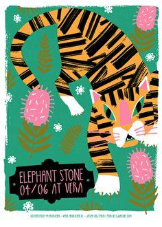 Elephant Stone - Marijke Buurlage - 2014 ----