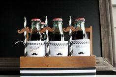 blog vittamina tema para aniversario de menino aniversario infantil festa do bigode festa criativa coca cola vintage canudos de papel listrado