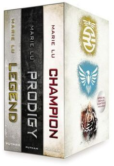 Legend Trilogy by Marie Lu. Love the characters and the story! Similar to Divergent and the Hunger Games.