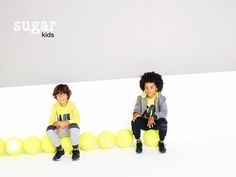 Aleix de Sugar Kids para Zara