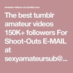 Best tumblr amateur video, snpd fake naked