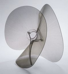 Naum GABO - Spheric theme - transparent variation