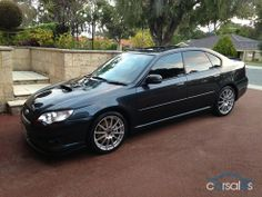 2008 Subaru Liberty 4GEN GT Tuned By STI MY08 Sports Automatic All Wheel Drive