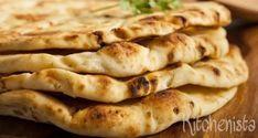 In de pan gebakken plat brood – Kitchenista